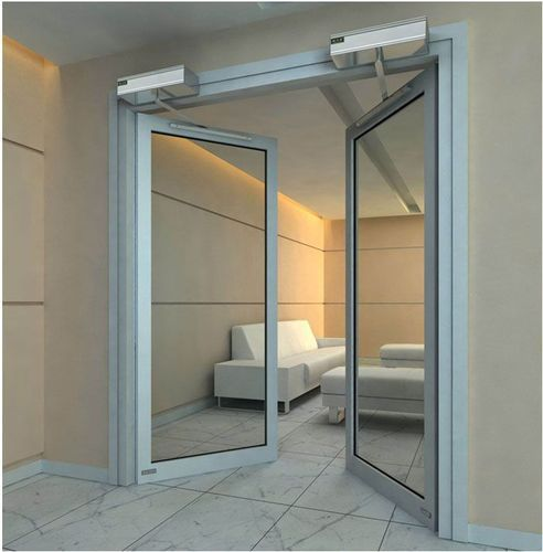 Automatic swing door Toshi